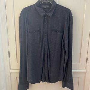 John Varvatos casual long sleeve shirt Size M